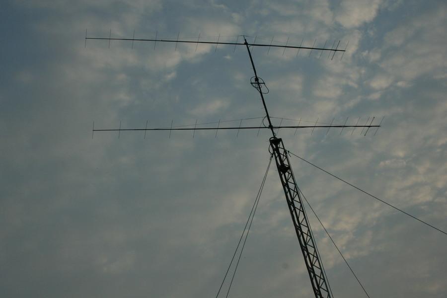 G4ZTR VHF DX - Contesting
